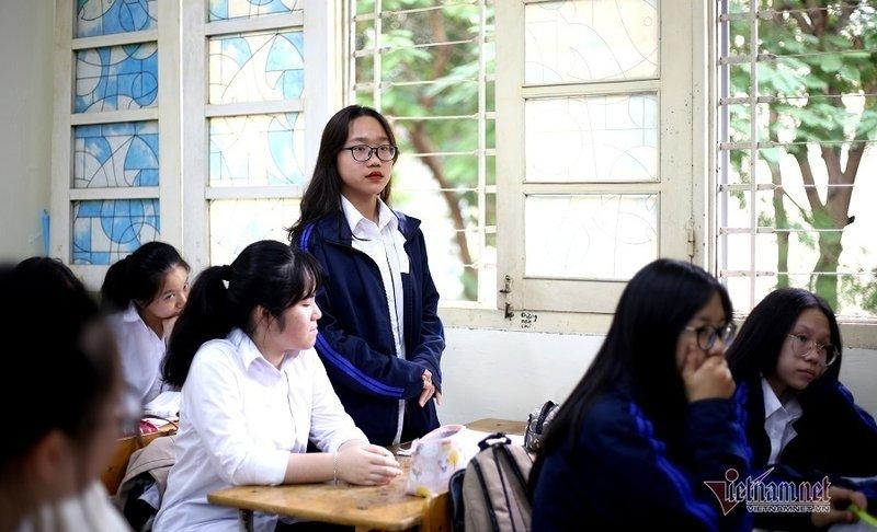 Dự kiến đánh giá học sinh THCS, THPT bằng nhận xét kết hợp điểm số
