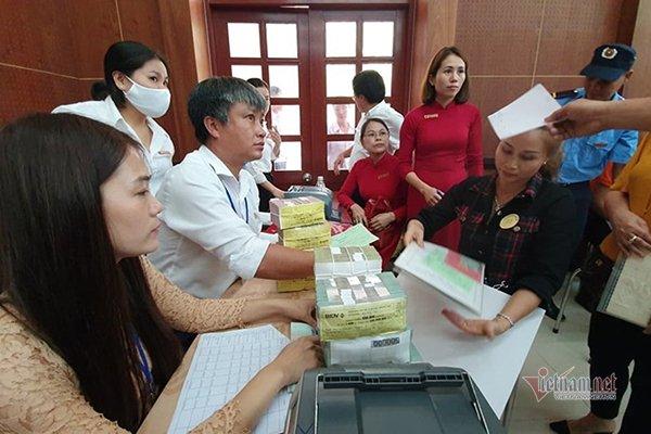 Đồng Nai chi trả tiền bồi thường dự án sân bay Long Thành cho 17 hộ dân