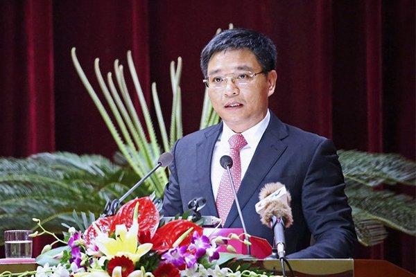 Một chủ tịch tỉnh được công nhận là hiệu trưởng trường đại học