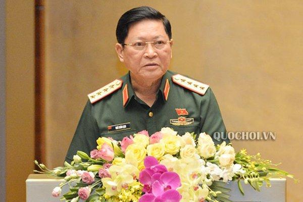 Cấm sử dụng biên giới của Việt Nam để chống phá nước khác