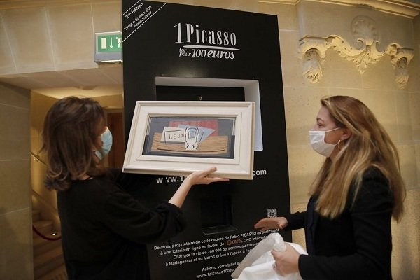 Người phụ nữ Italia bất ngờ trúng giải thưởng hàng chục tỷ đồng