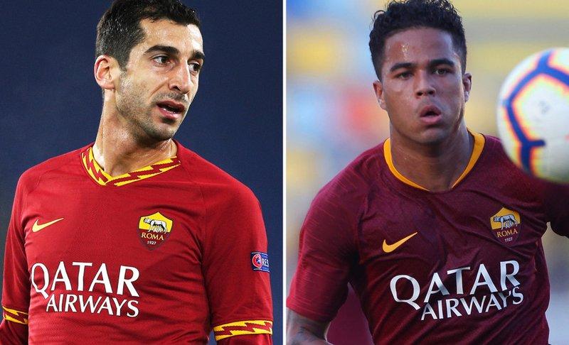 Arsenal lấy Kluivert, đẩy Mkhitaryan sang Roma