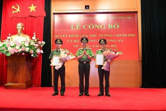 Tướng Lương Tam Quang làm Thủ trưởng Cơ quan An ninh điều tra bộ công an