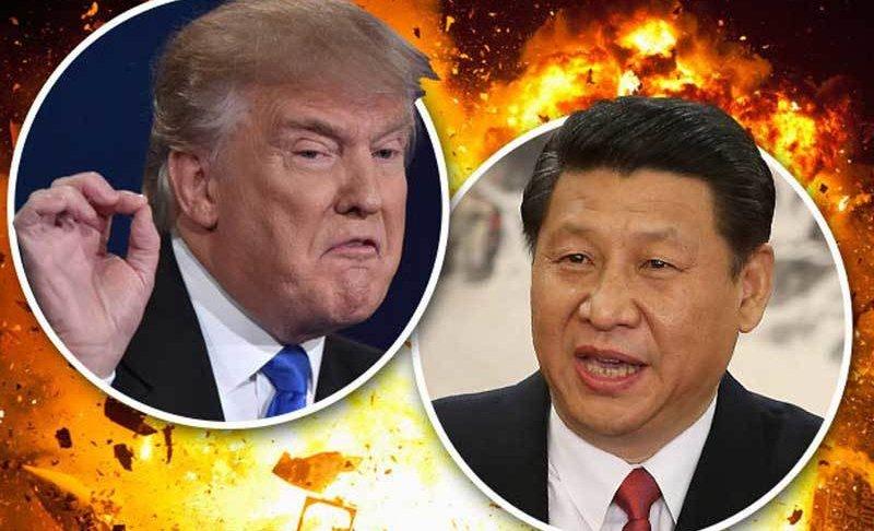 Dồn dập ra đòn, Donald Trump chấp nhận đau thương, Mỹ-Trung bên bờ vực thẳm
