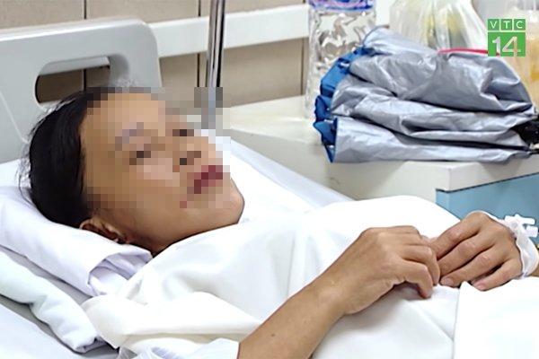 Người phụ nữ nguy kịch vì say nóng