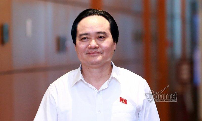 Bộ trưởng Phùng Xuân Nhạ: Chủ tịch tỉnh kiêm hiệu trưởng ĐH là tình thế