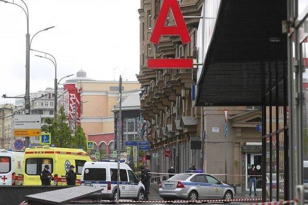Bắt cóc con tin, dọa nổ bom tại Moscow