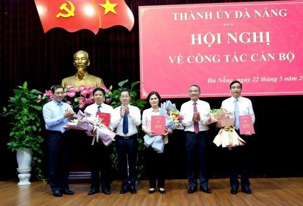 Ban Bí thư chỉ định, chuẩn y nhân sự mới Đà Nẵng