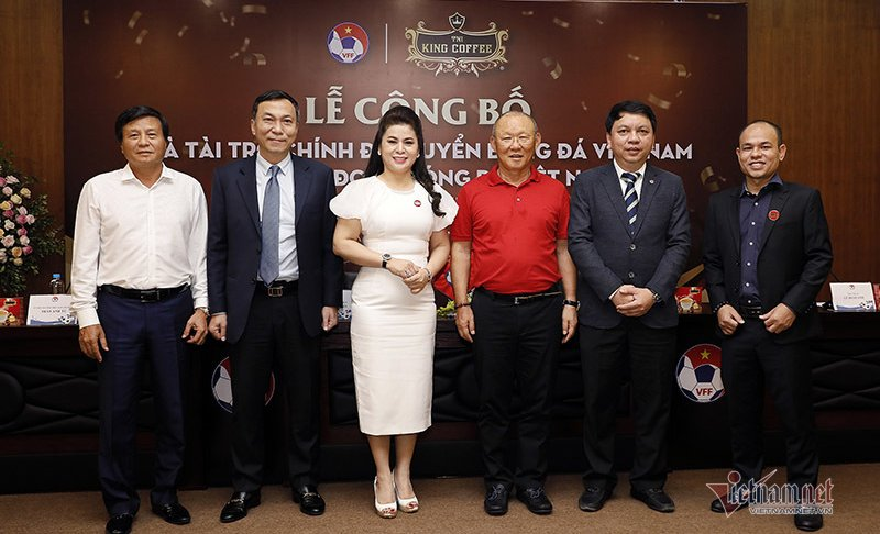 Tuyển Việt Nam nhận tài trợ khủng, hướng tới giấc mơ World Cup