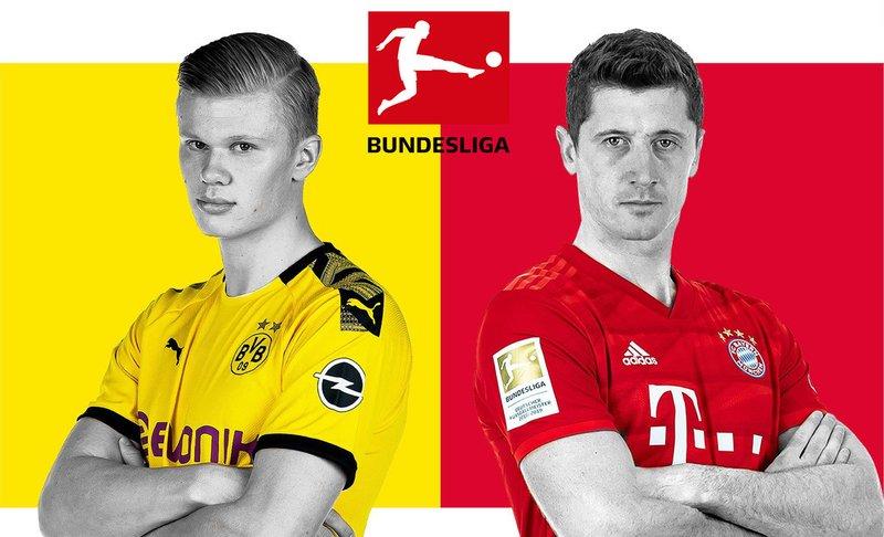 Dortmund vs Bayern Munich: Haaland so tài Lewandowski