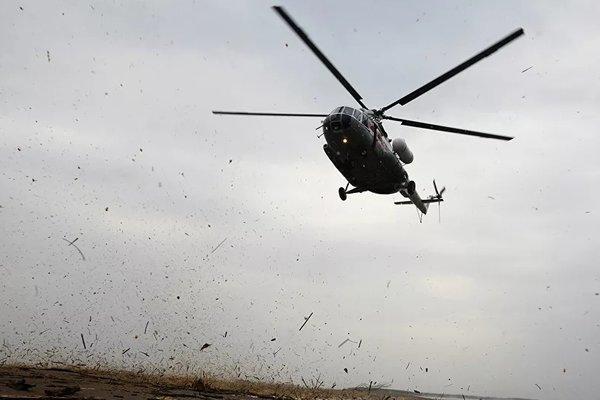 Trực thăng quân sự Nga gặp nạn