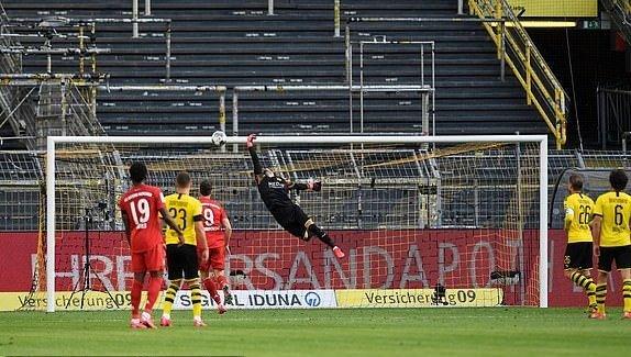 Kết quả bóng đá hôm nay 27-5: Bayern hạ Dortmund nhờ tuyệt phẩm