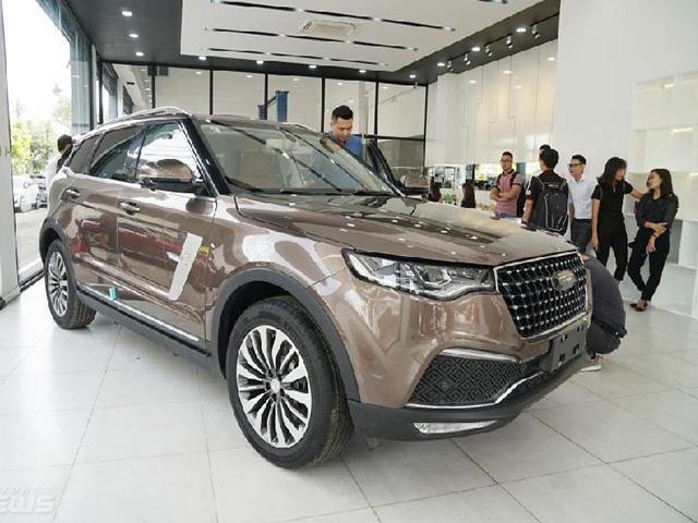 Ô tô Trung Quốc rộng cửa tràn vào chật vật giành khách