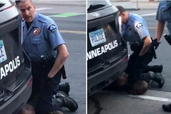 Biểu tình bùng phát dữ dội, Mỹ gấp rút truy tố cảnh sát ghì chết người da đen