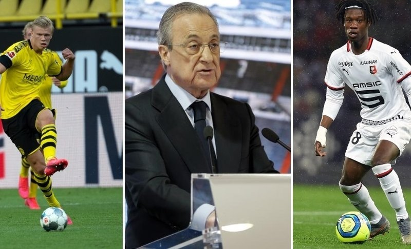Real Madrid mất 150 triệu euro, Zidane hết cửa mua sắm