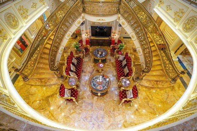 Tòa dinh thự dát vàng ở xứ Thanh, ai vào cũng phải choáng ngợp