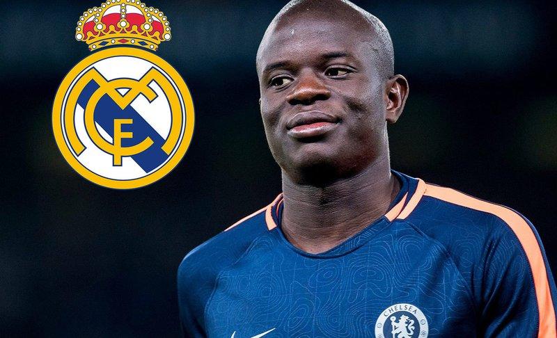 Real Madrid hụt Pogba, chuyển hướng ký Kante