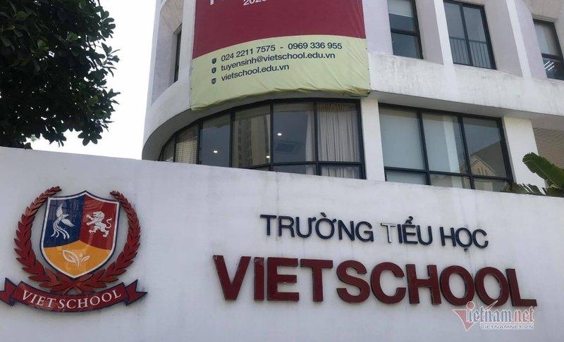 Phụ huynh tố Vietschool 'lật kèo' thu phí học online