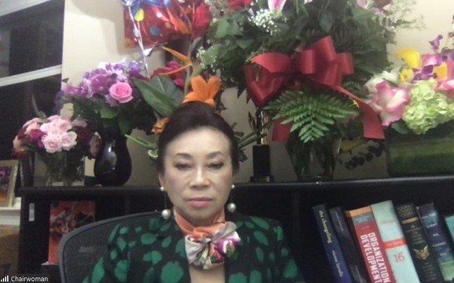 Đại gia Đặng Thị Hoàng Yến bất ngờ tái xuất sau 8 năm vắng bóng