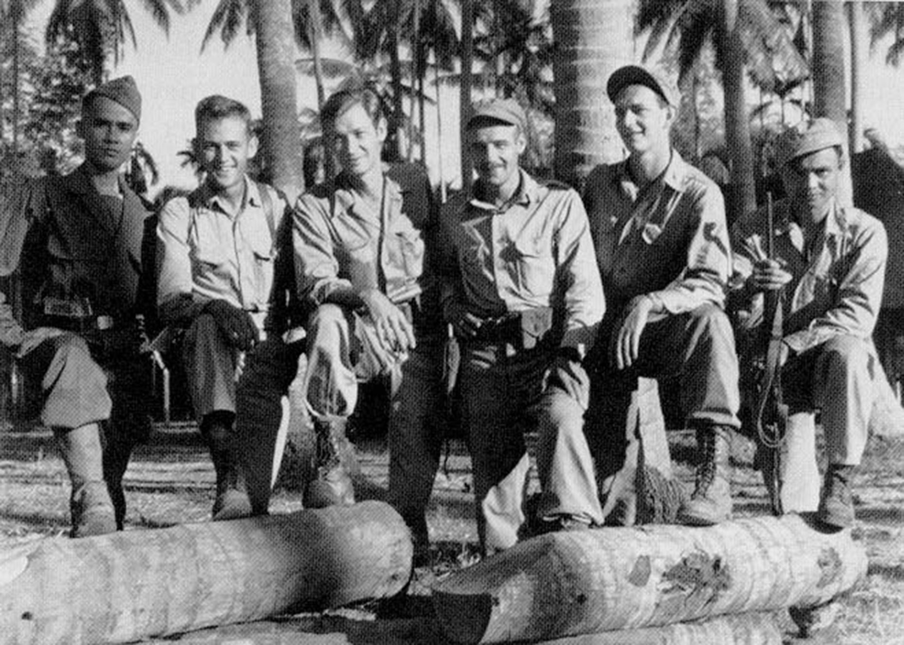 Filipinos fought for the US in WWII and then were denied all rights