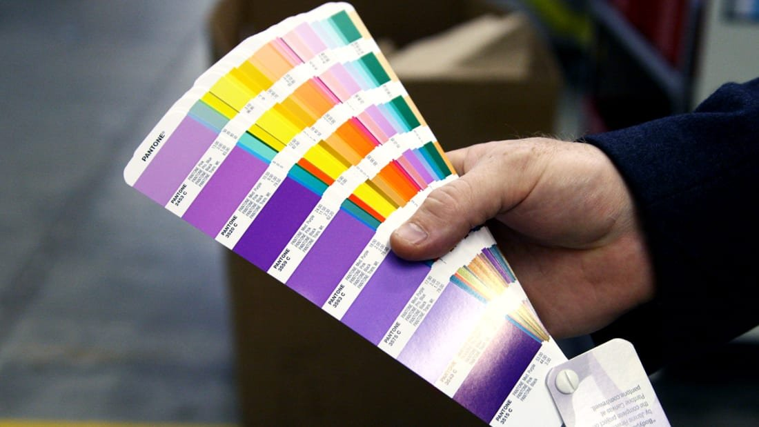 How Pantone Comes Up With New Colors for Its Authoritative Guide - Mental Floss - Pocket