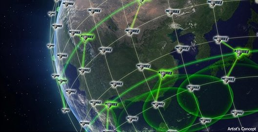 DARPA Blackjack: Who'll Get Prized Satellite Tech, Air Force Or SDA?