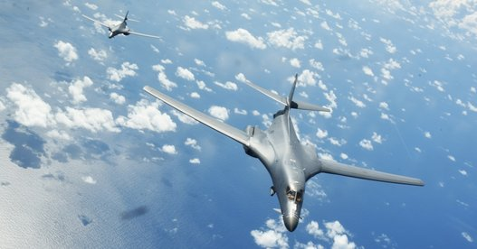 First B-1Bs resume flying after nearly month-long grounding