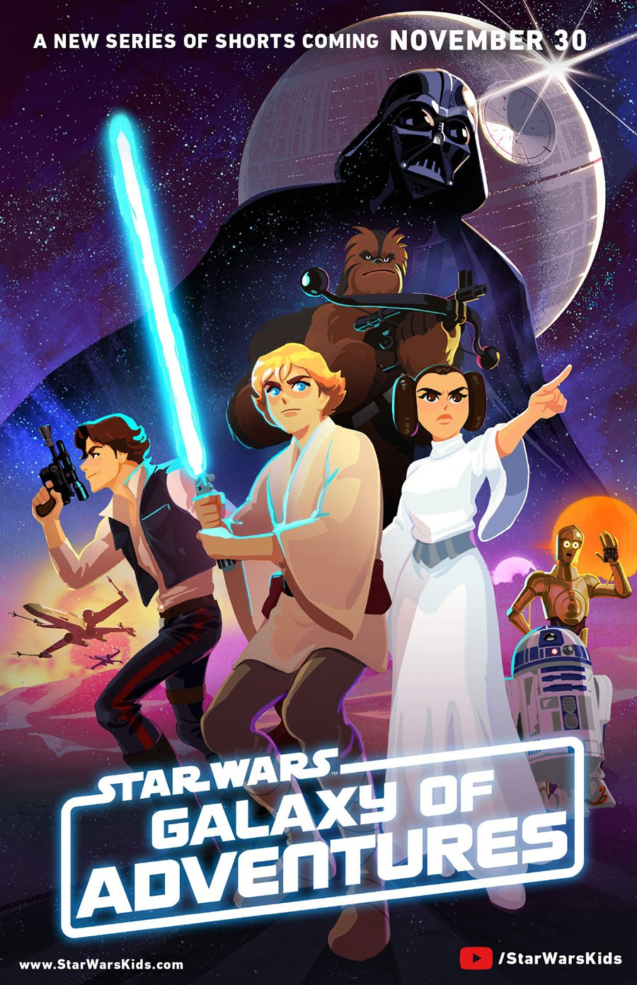 Star Wars crtani filmovi