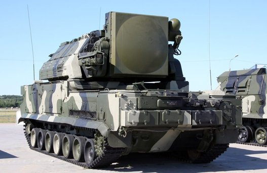 Can Russia's Pantsir Air-Defense System Handle Drone Swarms?