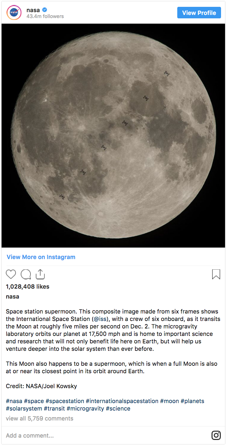 How to Take a Picture of the Moon That Doesn't Look Like a ...